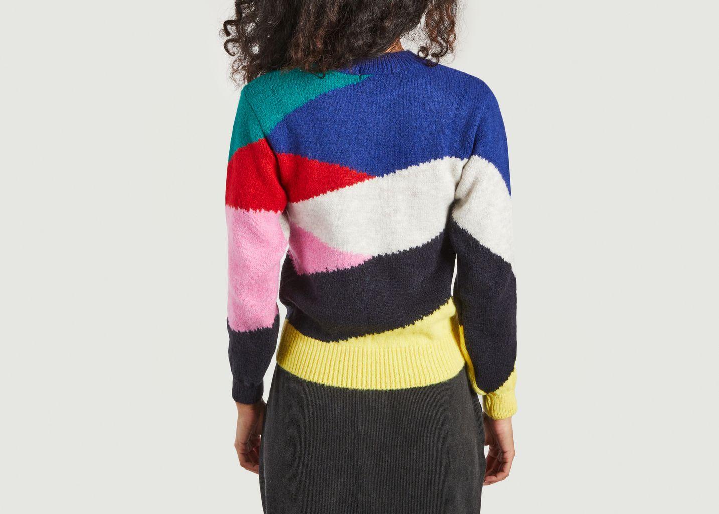 Pull colorblock - Bobo Choses