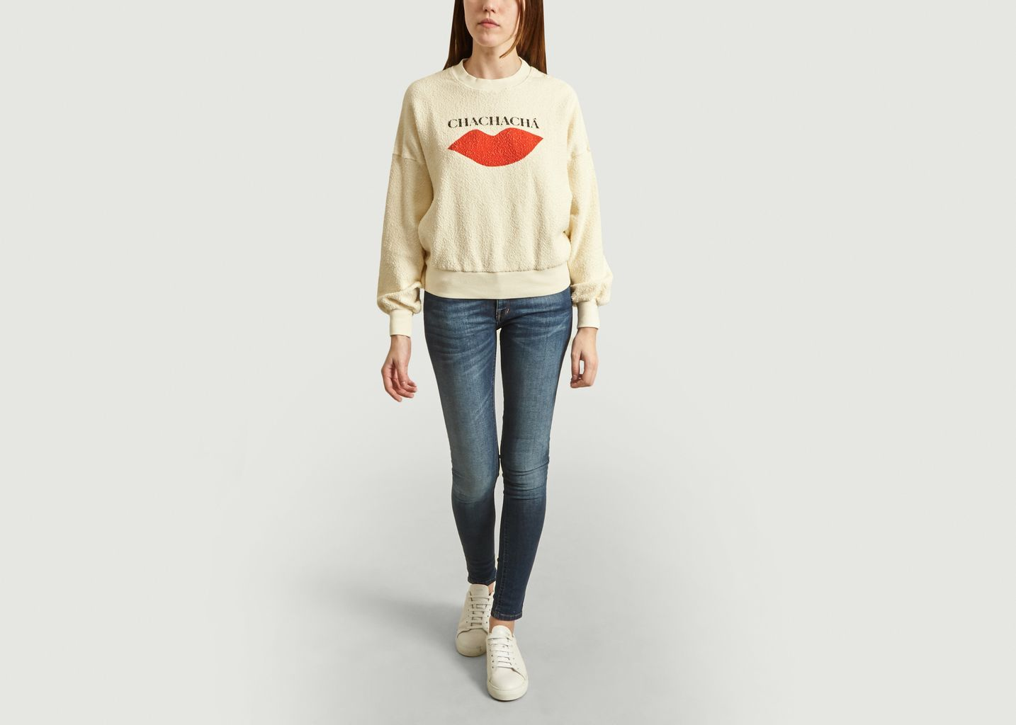Sweatshirt Chachacha Kiss  - Bobo Choses