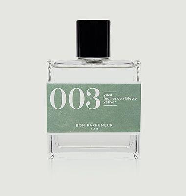 Eau de parfum 003 30 mL