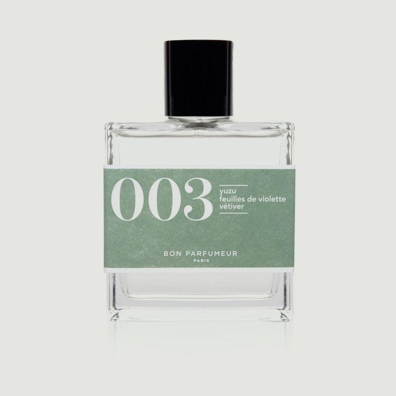 Eau de parfum 003 30 mL  - Bon Parfumeur