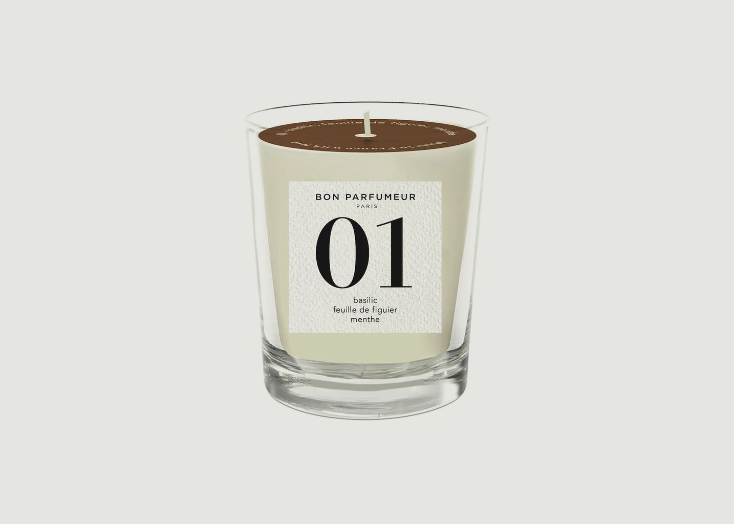 Bougie N°1 - Bon Parfumeur