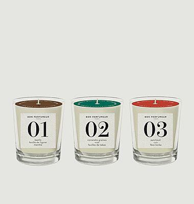 Mini Candles Set