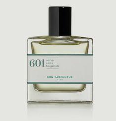 Eau de Parfum 601 Vétiver Cèdre Bergamote Boisé