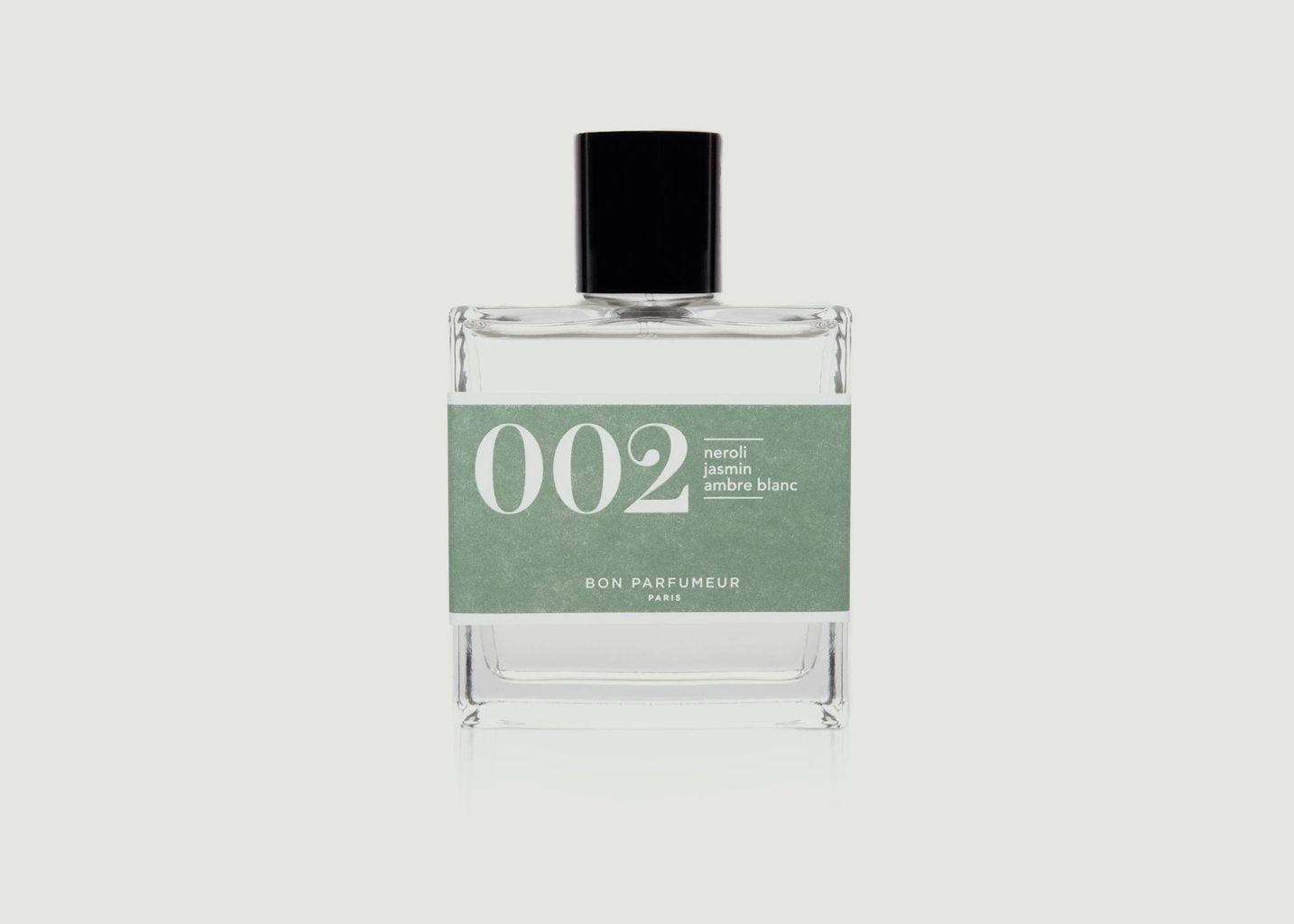 Eau de Parfum 002 30ml - Bon Parfumeur