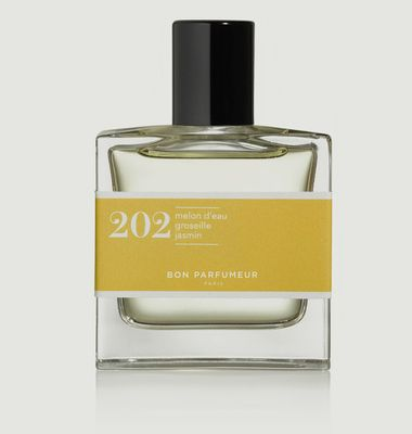 Eau de Parfum 202 Melon d'Eau Groseille Jasmin Fruité
