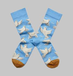 Dove Socks