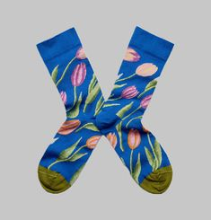 Chaussettes Tulipes