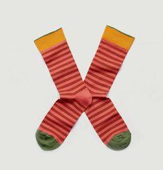 Isphan Striped Socks