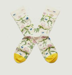 Natural Dance Socks