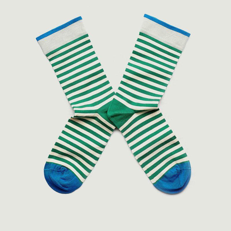 Chaussettes Rayées - Bonne Maison