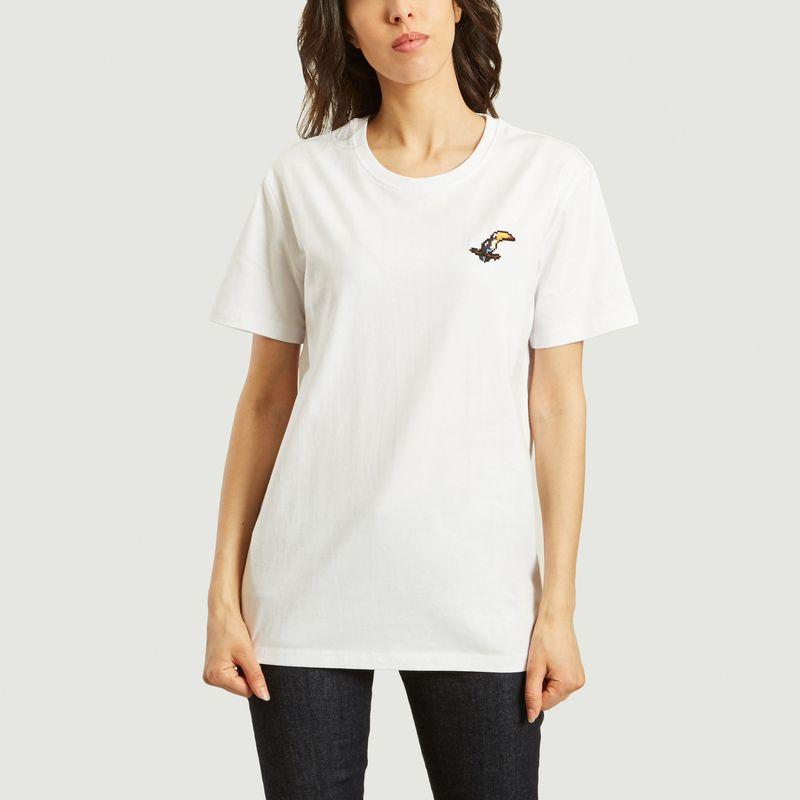 T Shirt Toucan - Bricktown World