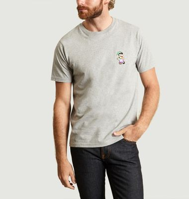 T-Shirt Small Luigi Bricktown x Nintendo