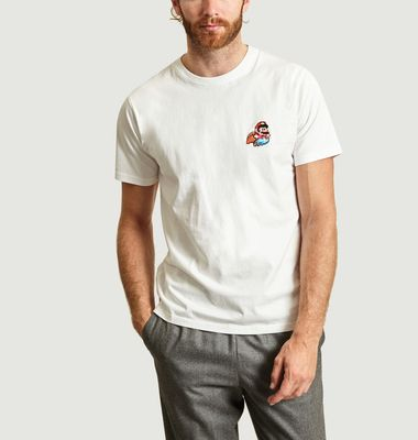 T-Shirt Small Flying Mario Bricktown x Nintendo