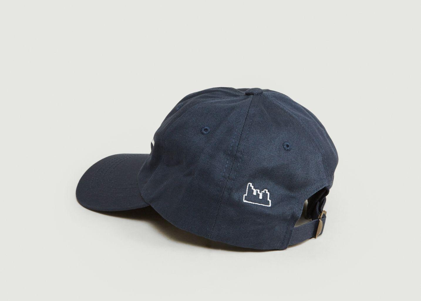 I Close Deals Cap Navy Blue Bricktown World  94ee97e6042