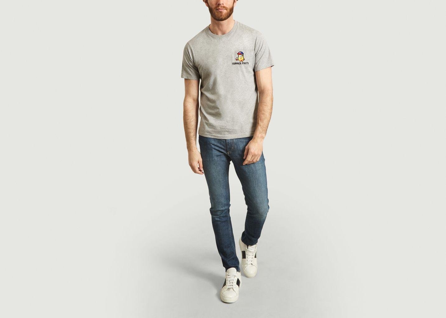 T-shirt Summer Party Minion - Bricktown World