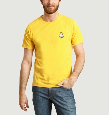 T-shirt Smiling Minion en coton biologique