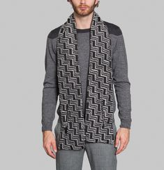 Graphic Scarf