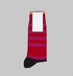 Bi Fancy Stripes Socks