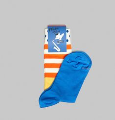 T-POP Montreux Art Sock