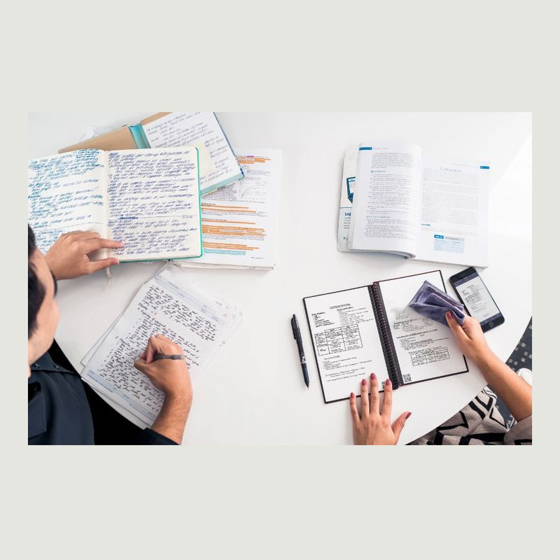 Rocketbook Everlast Carnet Eternel Lettersize - Bullboat