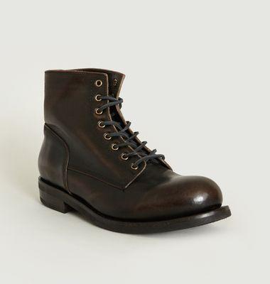 Boots à Lacets Tbone
