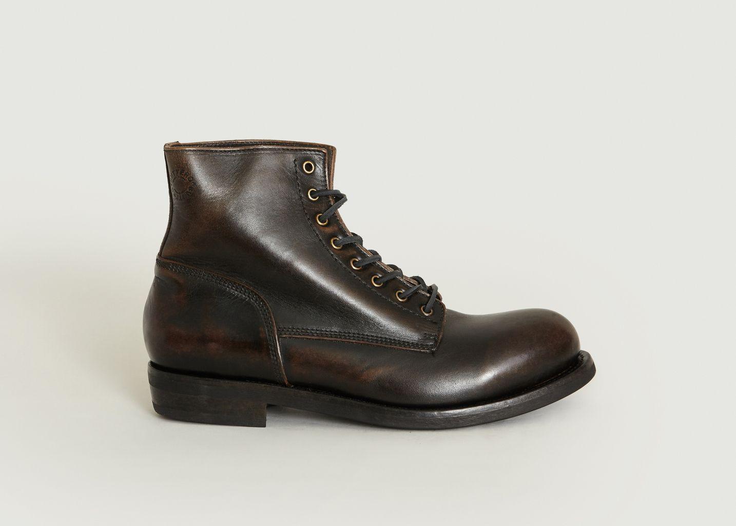 Boots à Lacets - Buttero