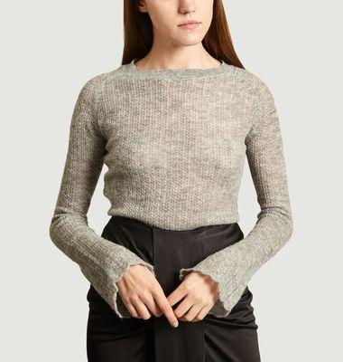 Nasa Openwork Sweater