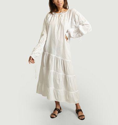 Robe Amily rayée