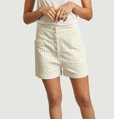 Svensson striped shorts