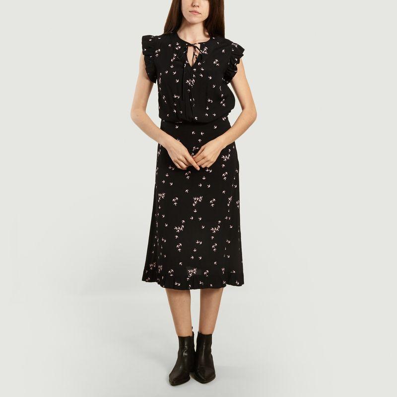 Robe imprimé hirondelles Spaine - By Malene Birger