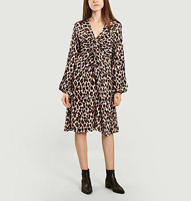 Robe imprimé léopard Freesios