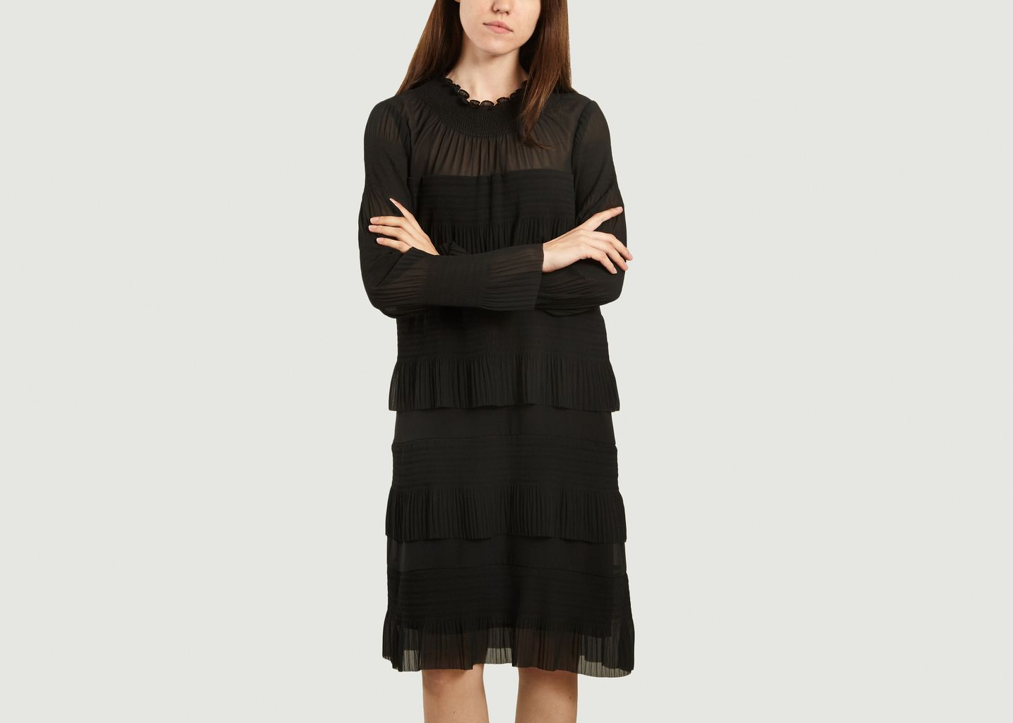 Robe manches longues Duranta - By Malene Birger