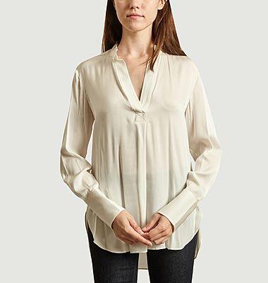 Mabillon silk blouse