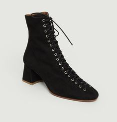 Becca Lace Up Boots