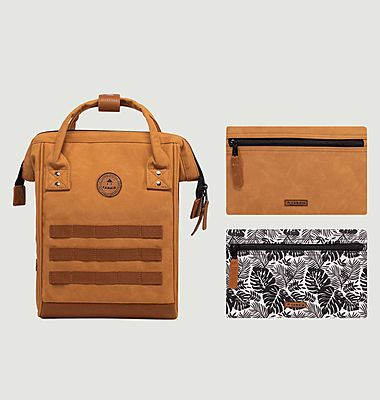 Moscow backpack with 2 pockets