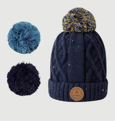 Bonnet Appletini Avec 3 Pompons
