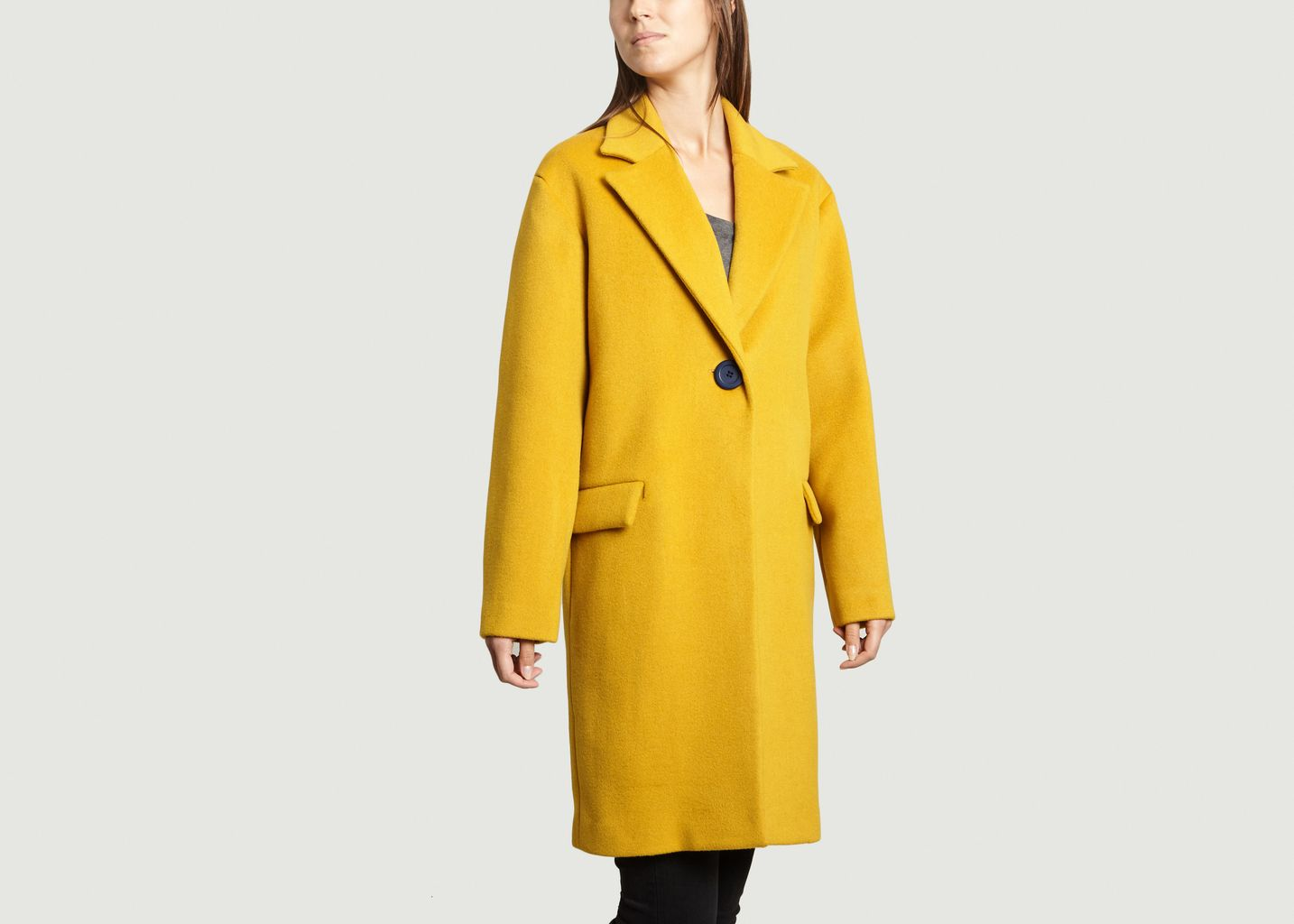 Straight Coat - Cacharel