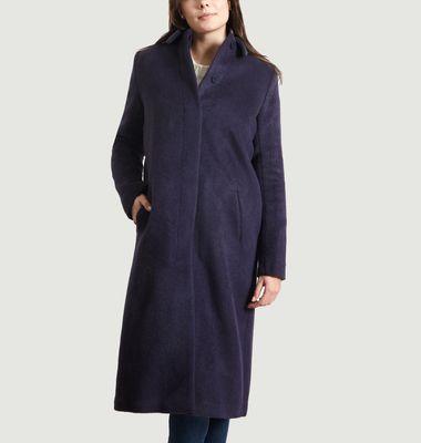 Manteau Long et Droit