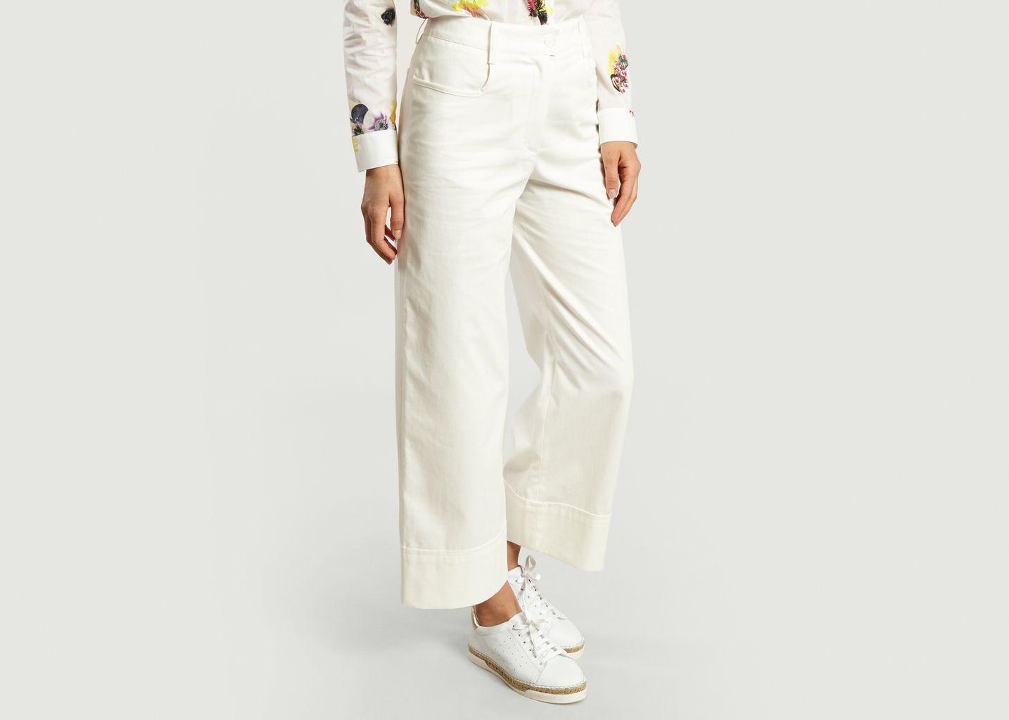 Pantalon Droit 7/8ème  - Cacharel