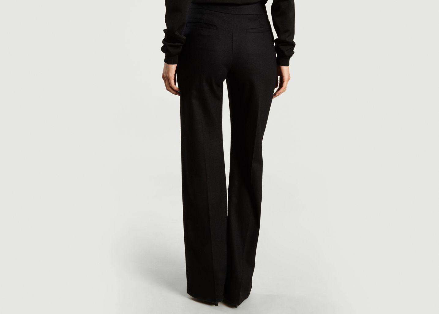 Pantalon Droit Jambe Large - Cacharel