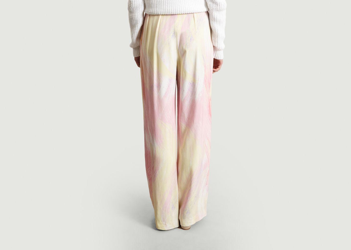 Pantalon Ample Dégradé De Couleur - Cacharel