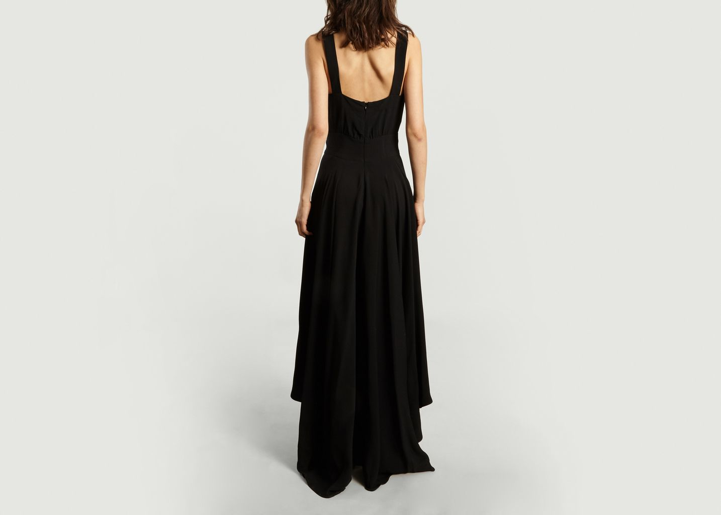 Robe Longue Asymétrique  - Cacharel