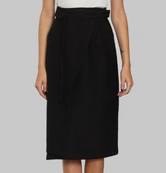 Broadcloth Skirt