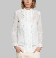 Voile Shirt