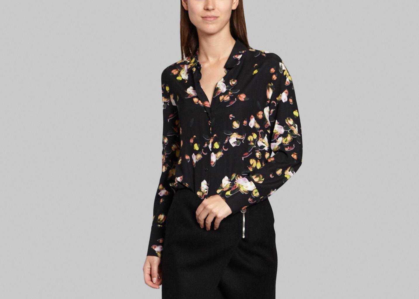 Aurore Floral Printed Shirt - Cacharel