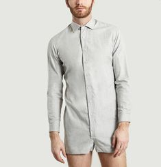Calchemise Flany Flanelle