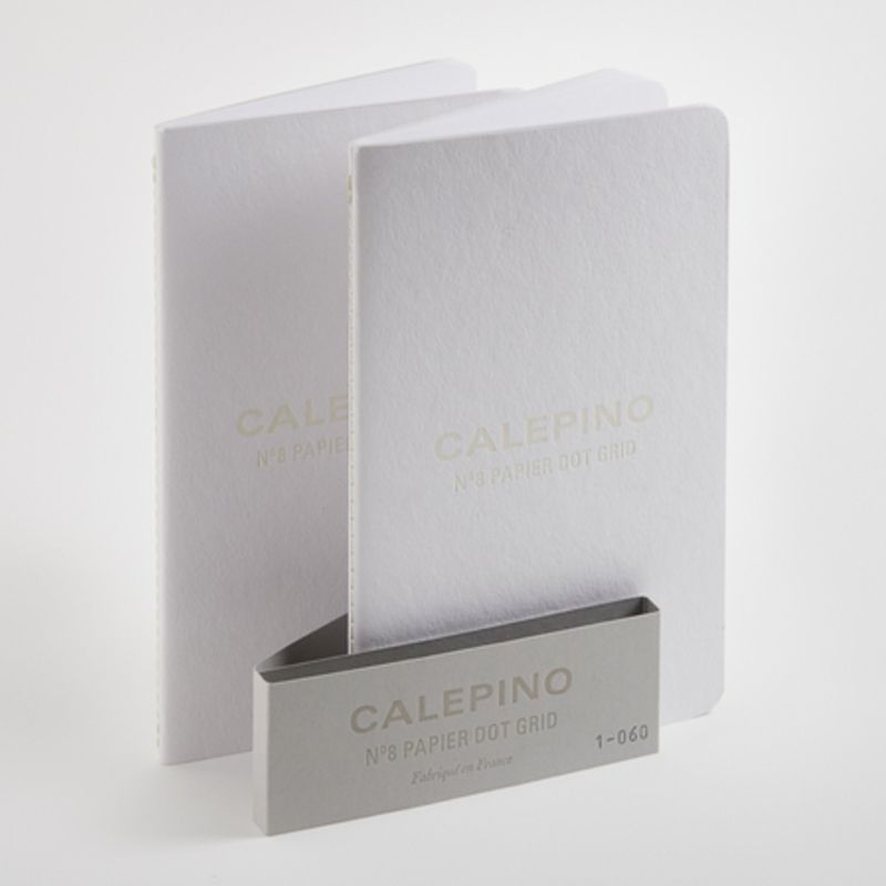 N°8 Papier Points - Calepino