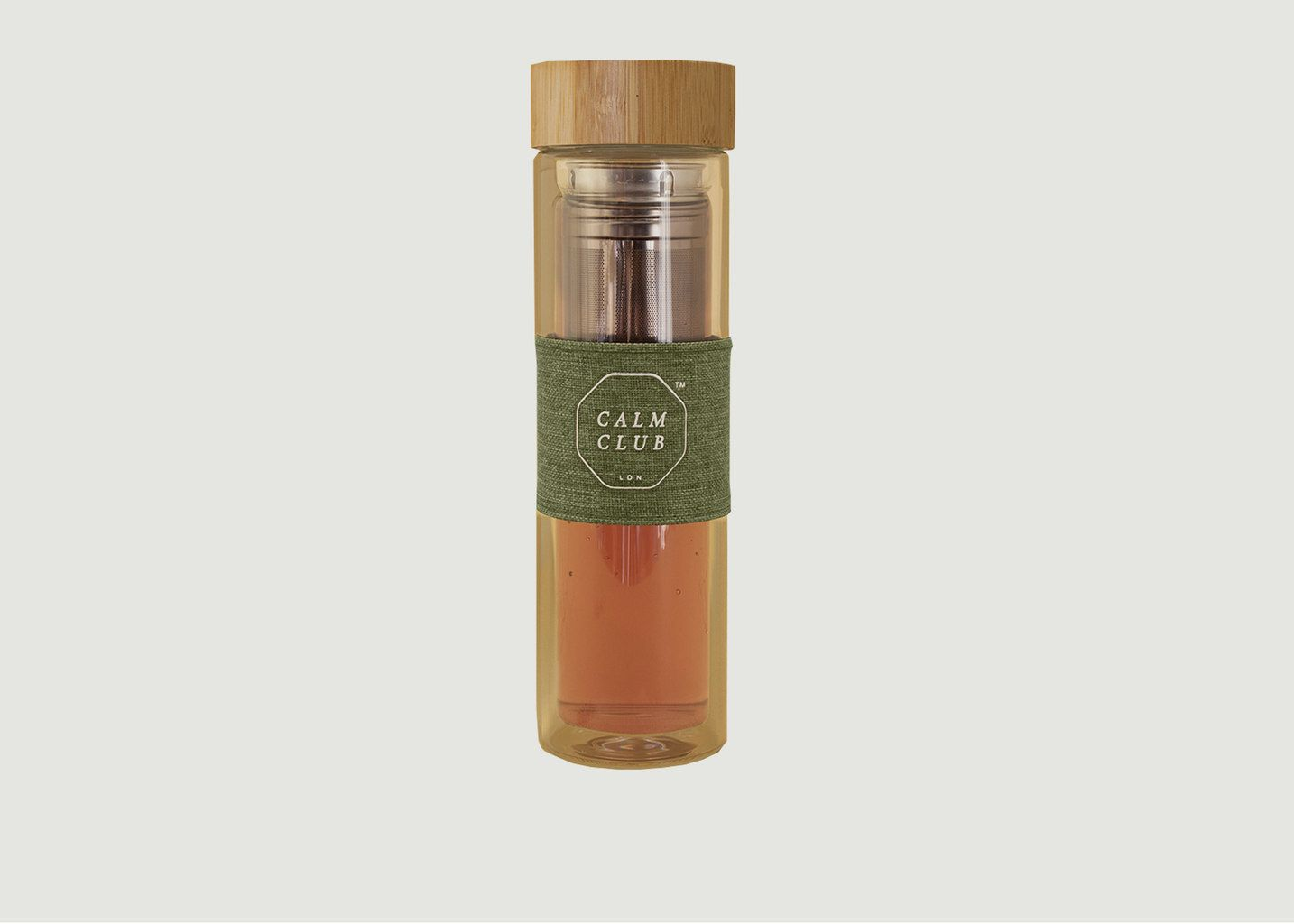 Infuseur Thé Bambou - Calm Club by Luckies