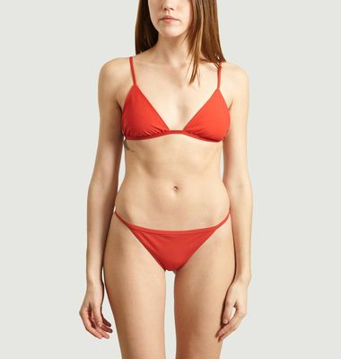 Nares Rojo two-piece swimsuit