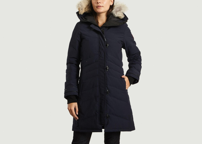 73f6281b07bb Lorette Parka Navy Blue Canada Goose